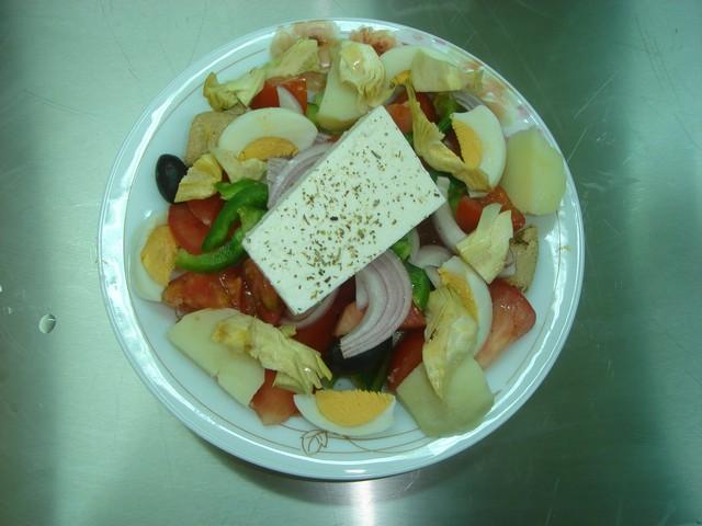 Σαλάτες & Ορεκτικά